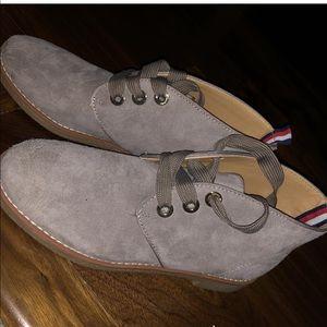 Brand new booties never worn!!